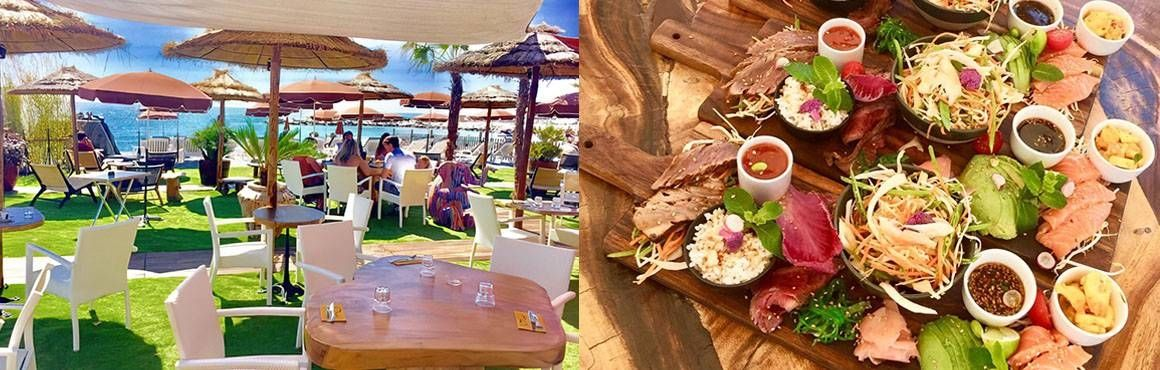 La Playa - Restaurant Villeneuve-Loubet